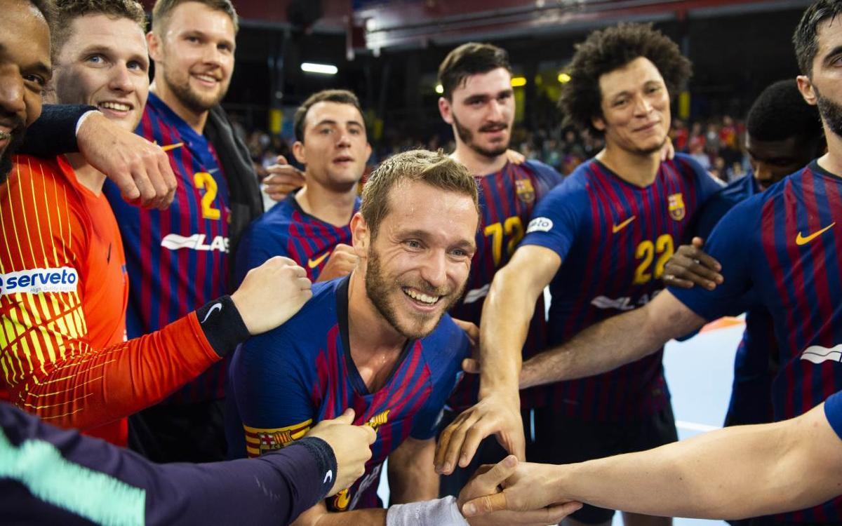 El Barça Lassa tanca un novembre perfecte