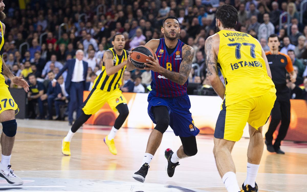 FC Barcelona Lassa – Fenerbahçe: Beaten by Turkish effectiveness (65-84)