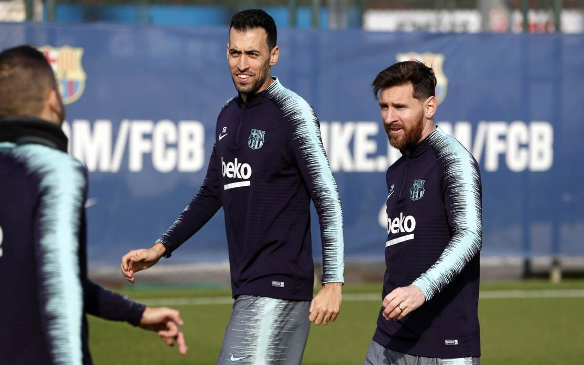 Training focus shifts to Villarreal game