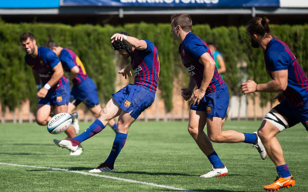El Barça empata con el Cisneros y estará en las semifinales de la copa