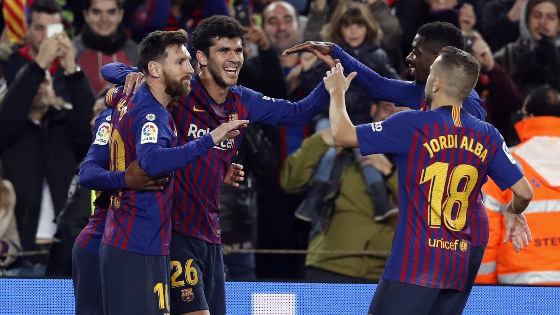 Villarreal CF v FC Barcelona - La Liga - Zimbio  |Barcelona- Villarreal