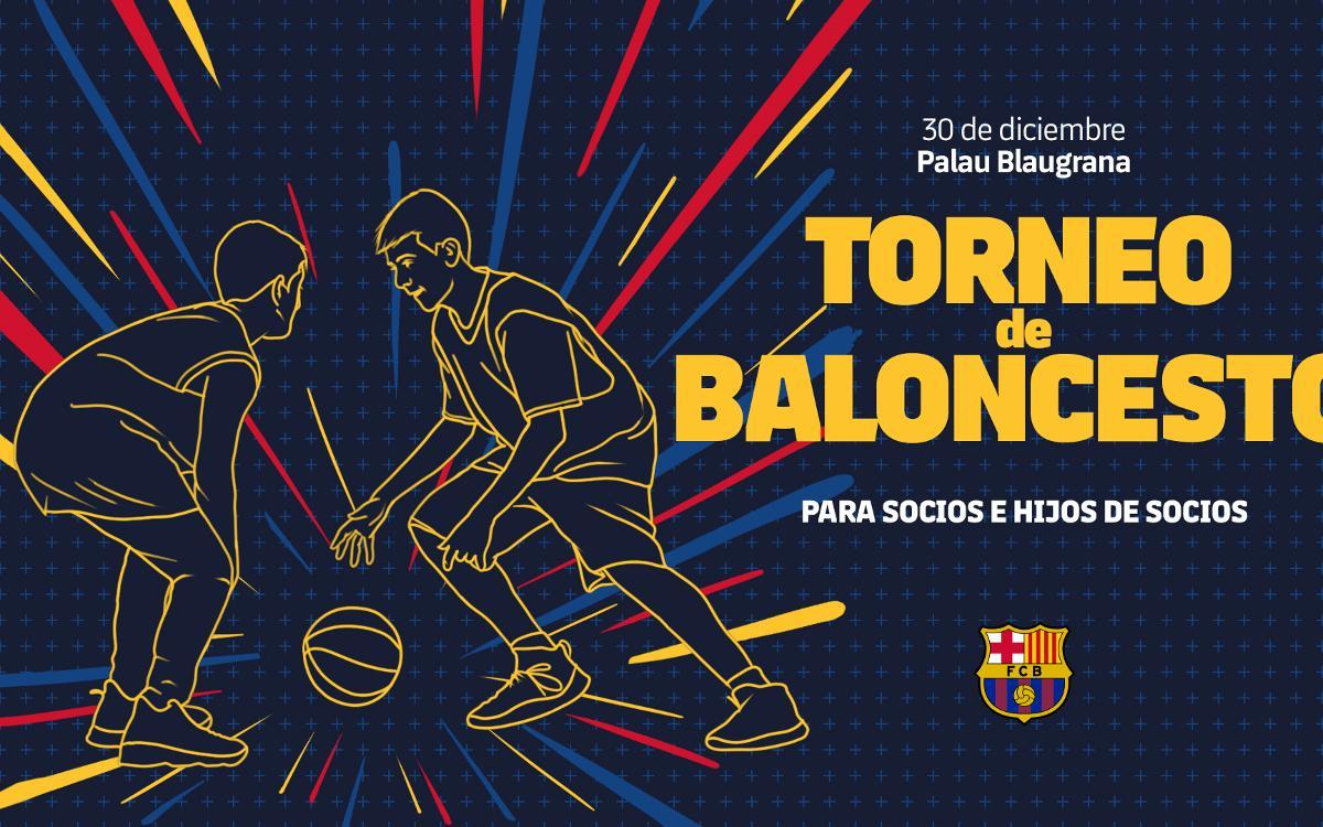 El Torneo de Baloncesto 2018 abre las inscripciones