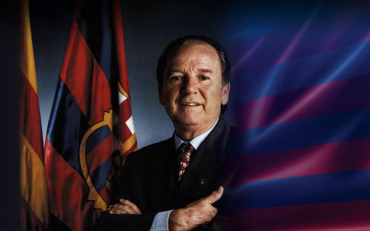 Fallece el ex presidente Josep Lluís Núñez