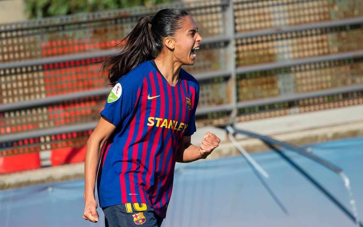 Sevilla FC - Barça Femenino (previa): Máxima intensidad