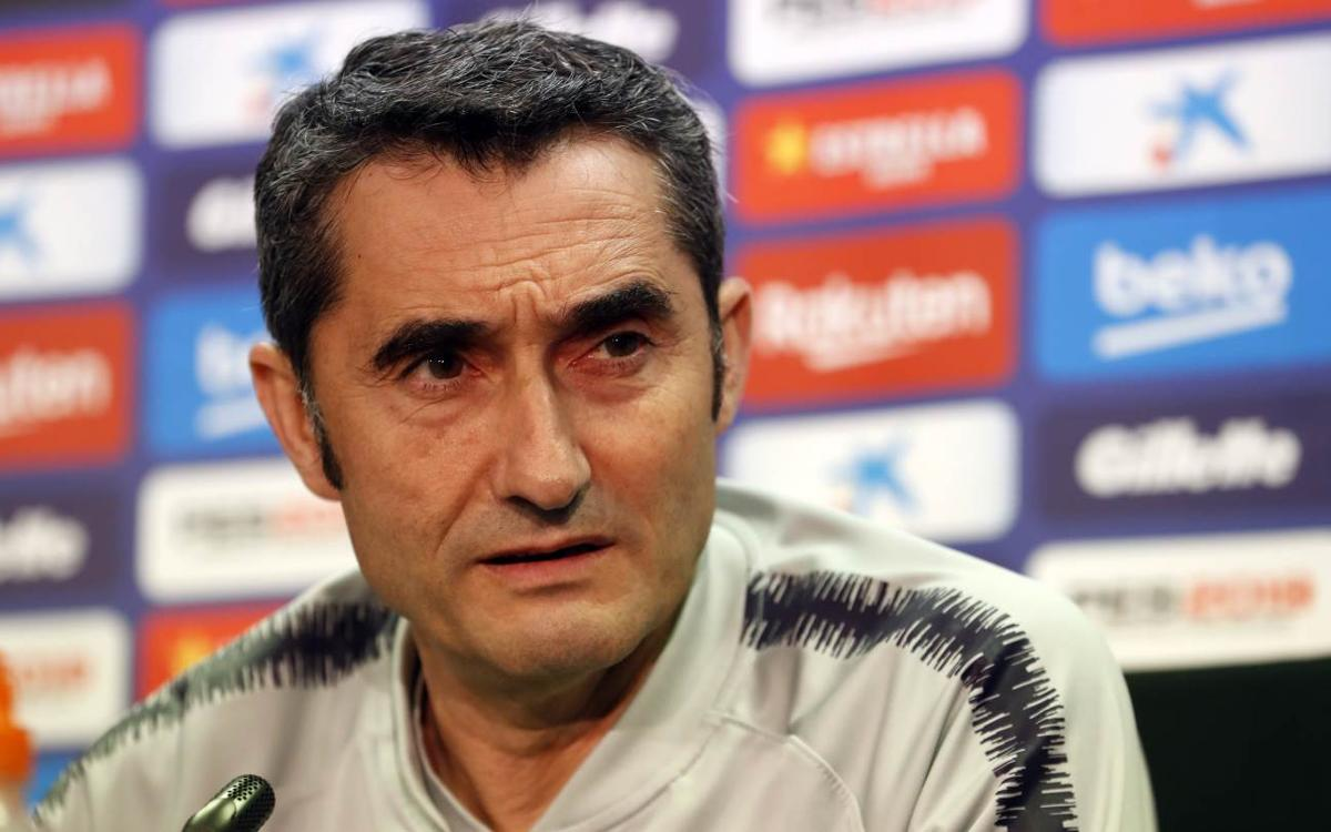 L'entranyable anècdota de Valverde sobre Núñez