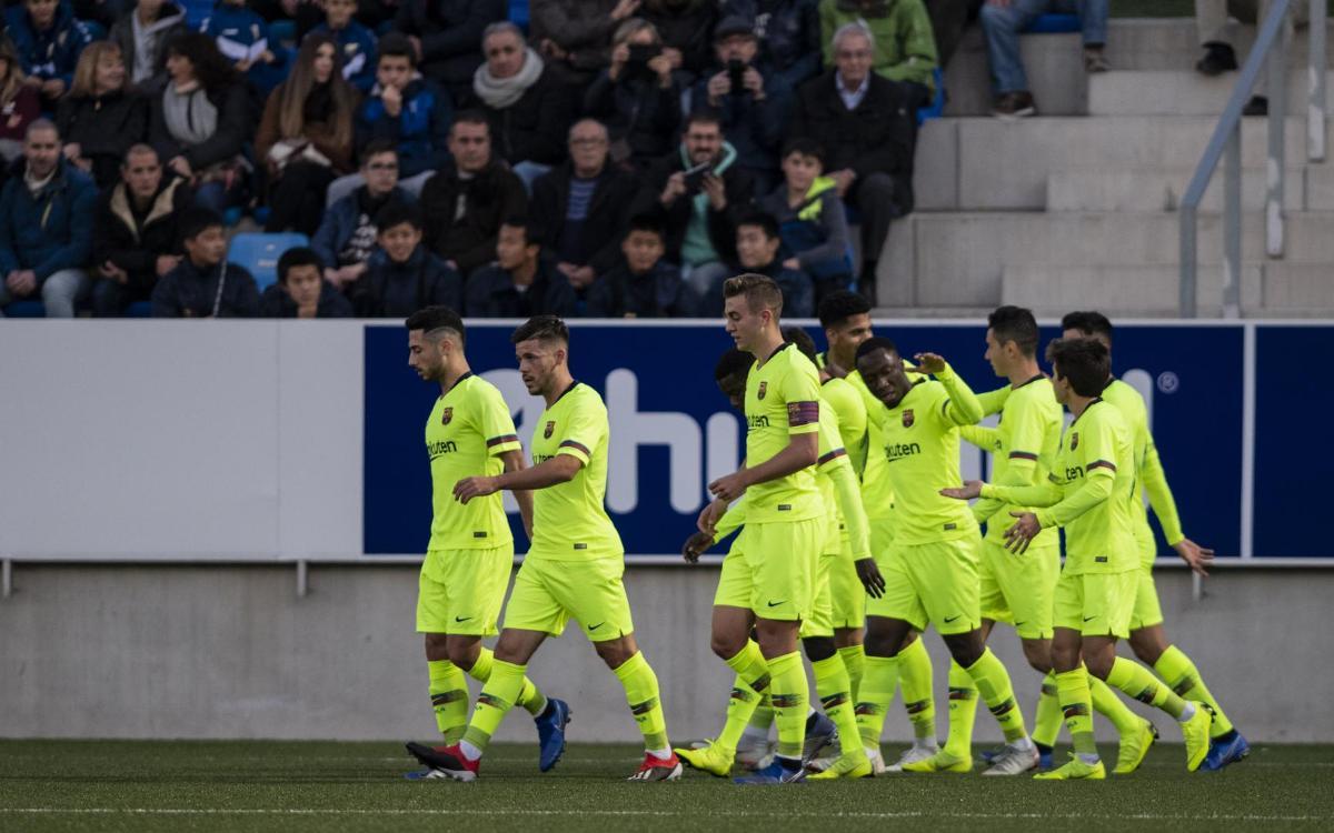 Badalona 1 – 2 Barça B: Big away win