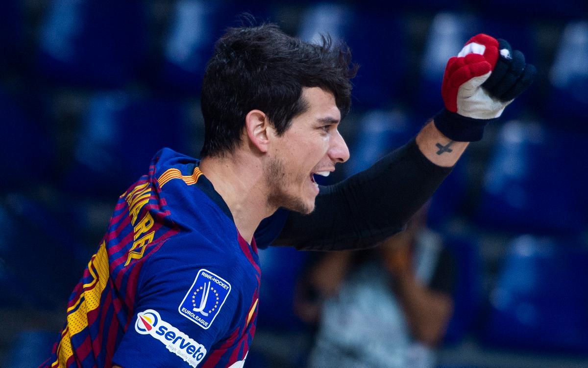Pablo Álvarez es converteix en el màxim golejador històric de l'OK Lliga!
