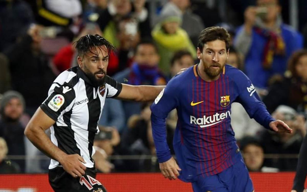 El Levante, rival en los octavos de final de Copa