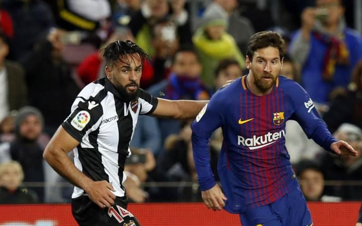 El Llevant, rival als vuitens de final de la Copa