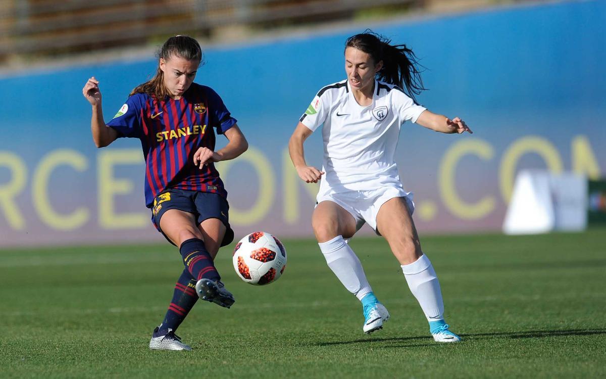 El Madrid, el rival als quarts de Copa de la Reina