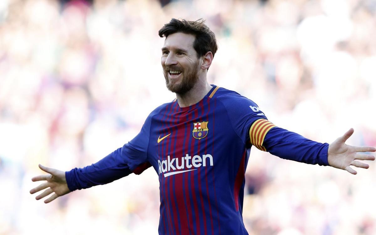 Els 34 gols que van fer d'Or a Messi