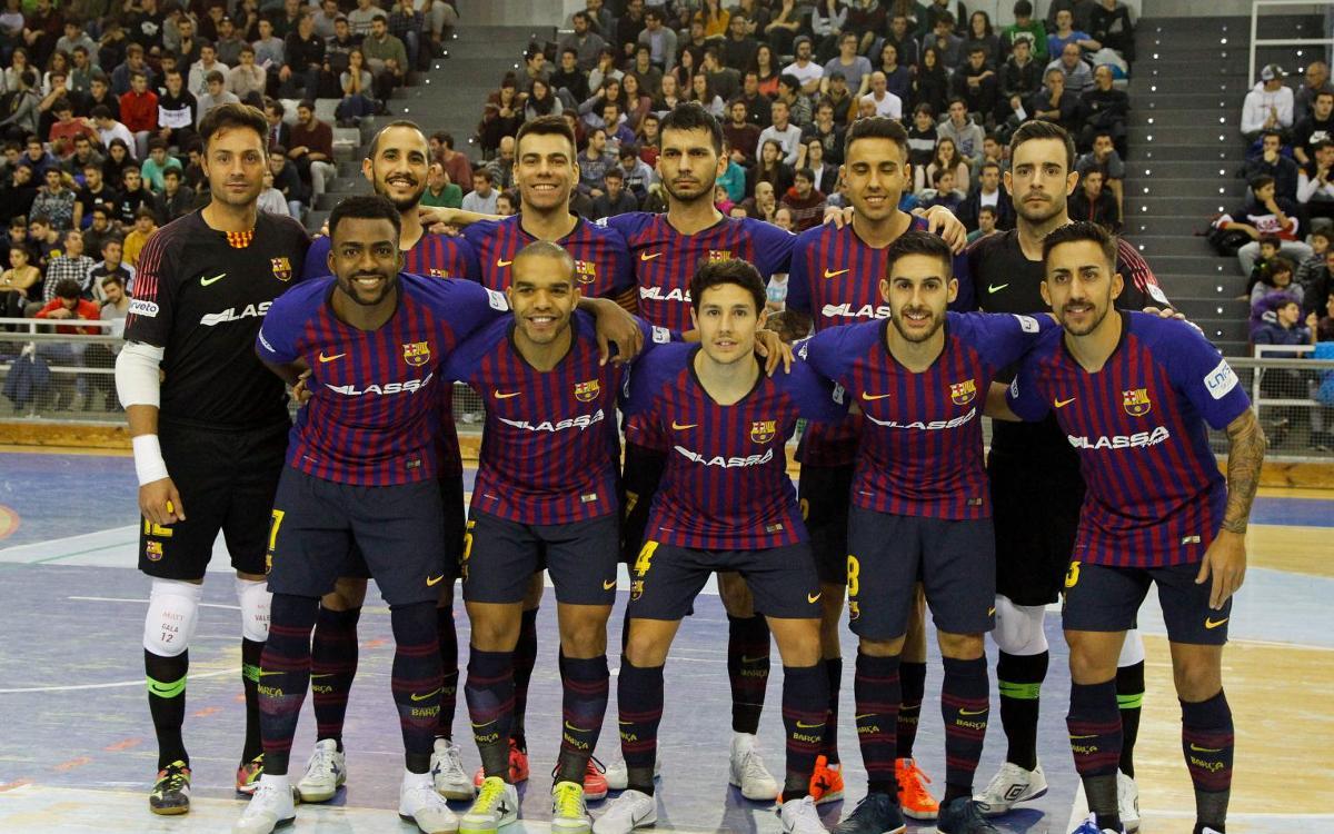 Osasuna Magna - Barça Lassa (4-6): Triunfo de mérito