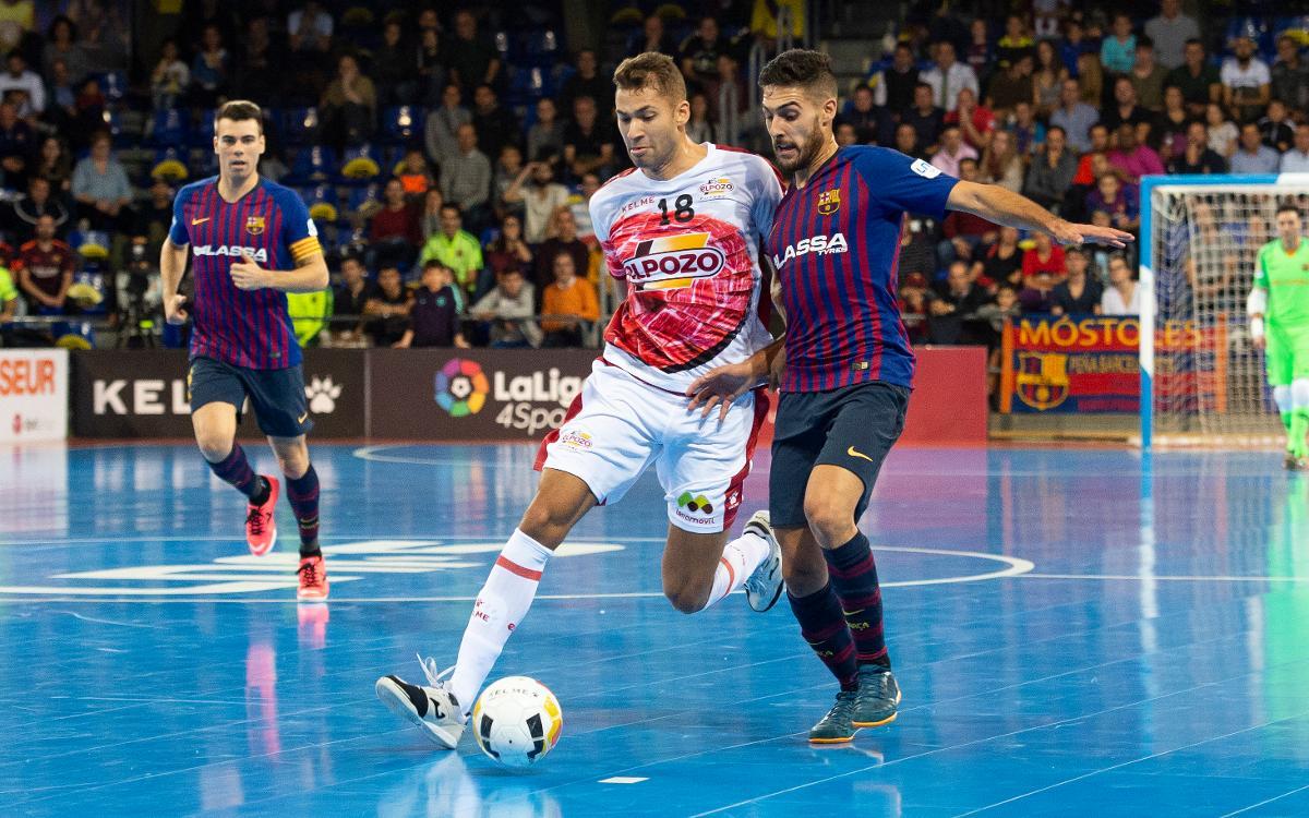 ElPozo, rival als quarts de final de la Copa del Rei