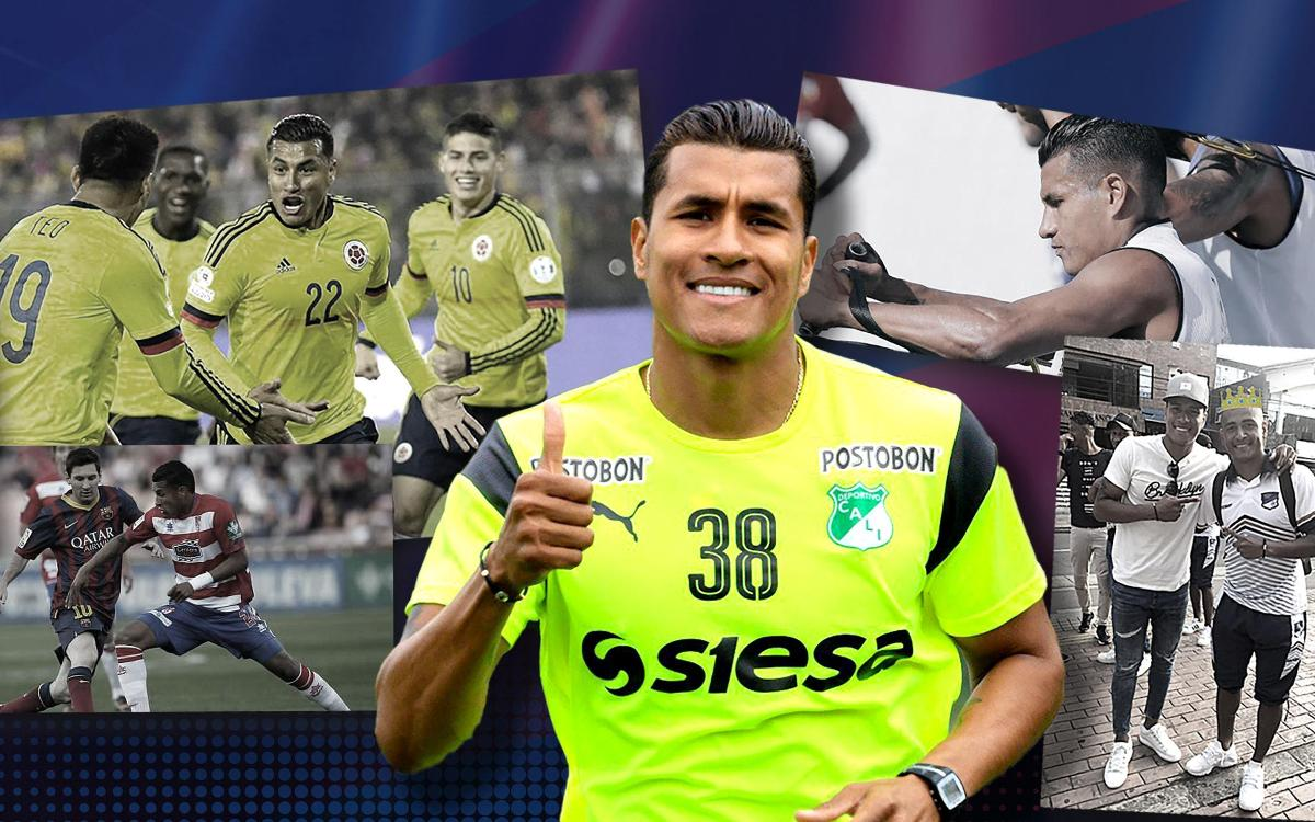Jeison Murillo: Did you know?