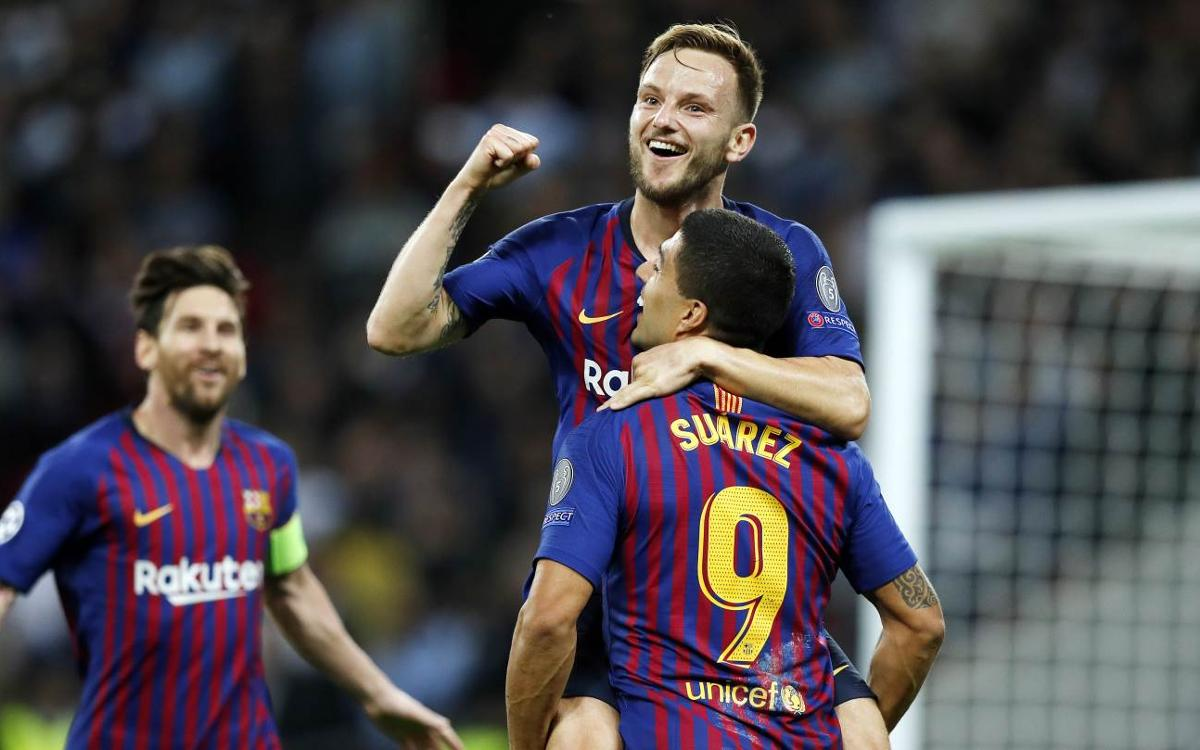 Rakitic, auteur du plus beau but de la phase de groupes