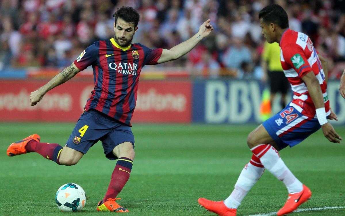 Quand Murillo était adversaire du Barça...