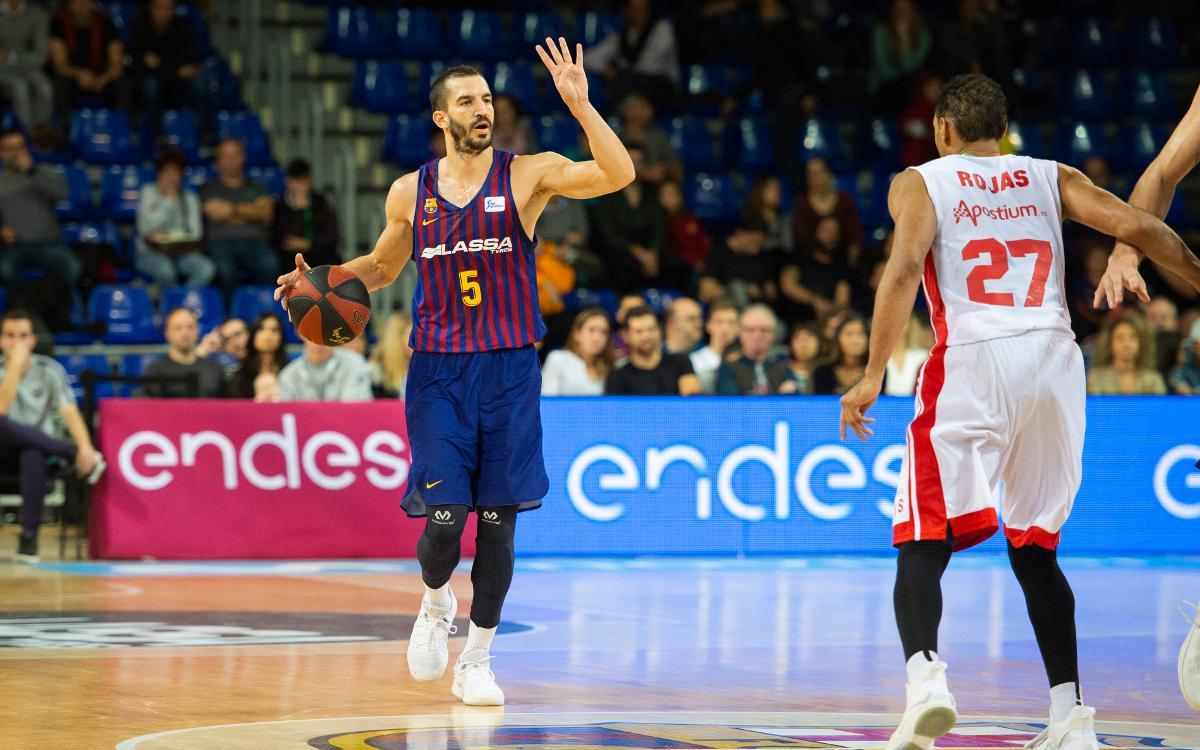 Delteco GBC - Barça Lassa: Llega el último desplazamiento del año