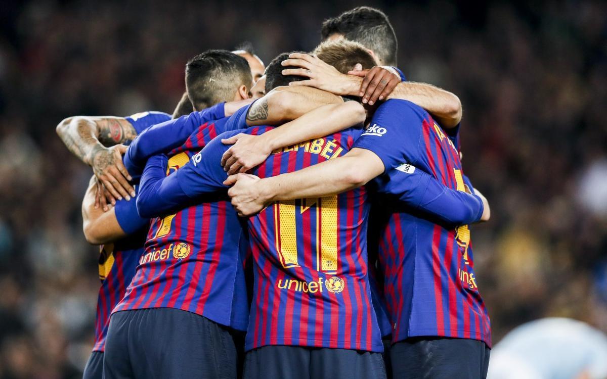 PREVIEW: FC Barcelona v Eibar