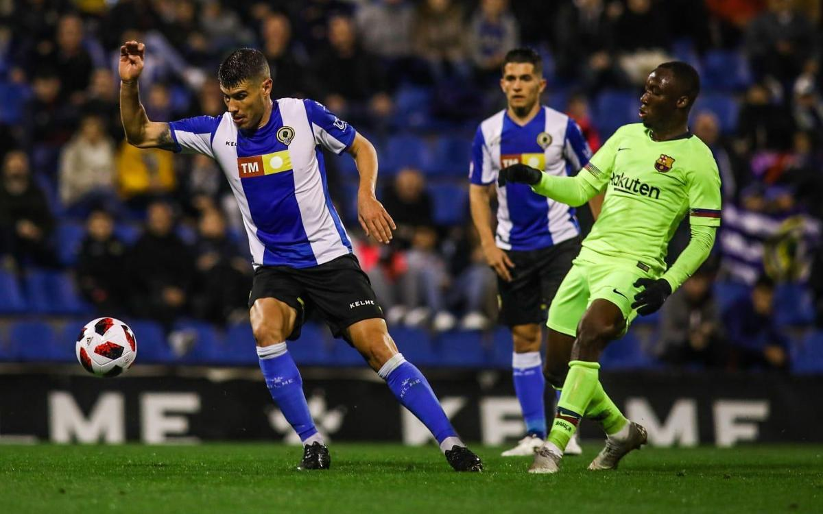 Hércules - Barça B: Draw in a difficult stadium (0-0)