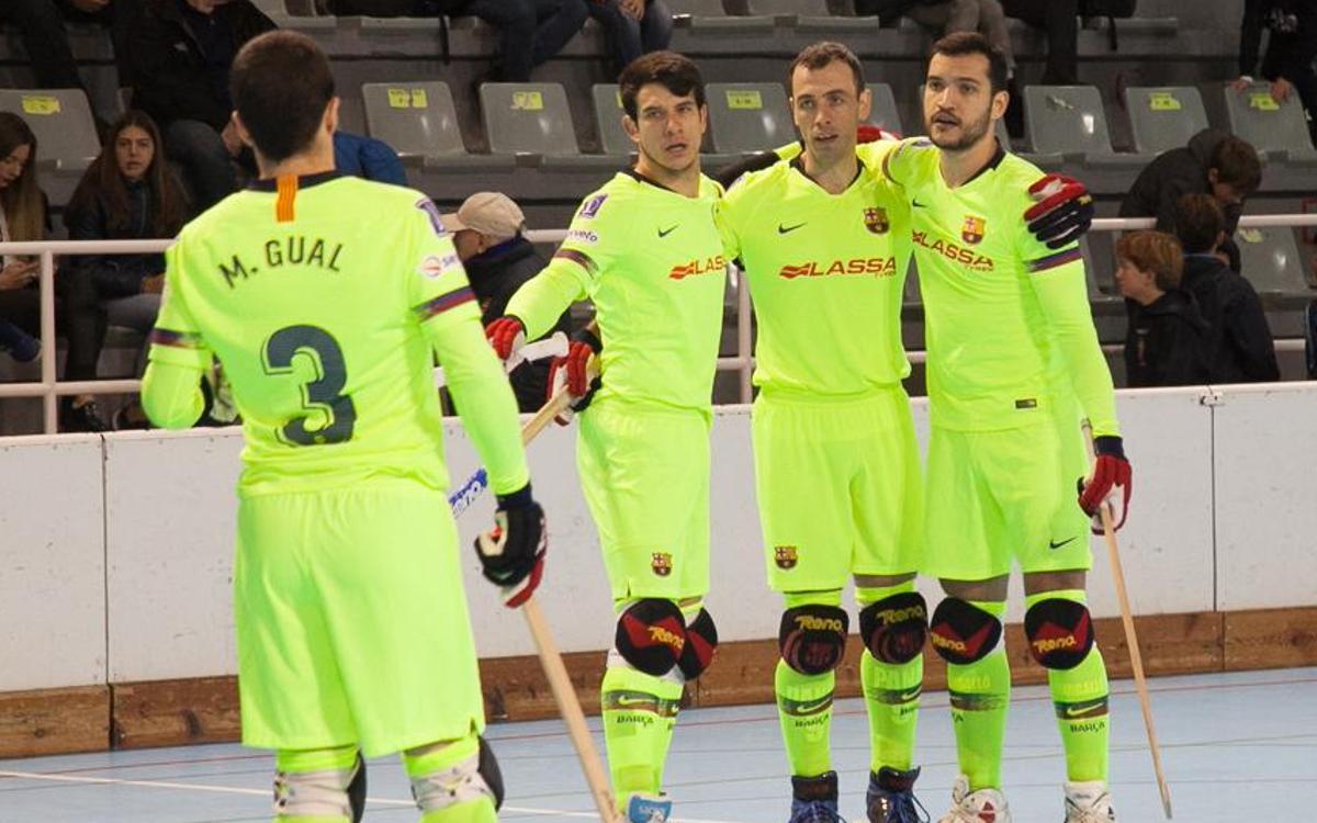 Reus Deportiu – Barça Lassa: S'escapa el triomf als instants finals (4-4)