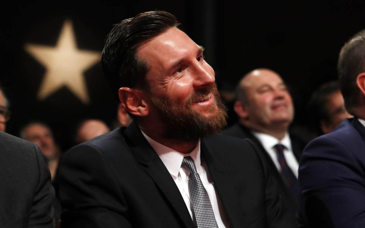 """Leo Messi: """"Tenim il·lusió de tornar a guanyar la Champions"""
