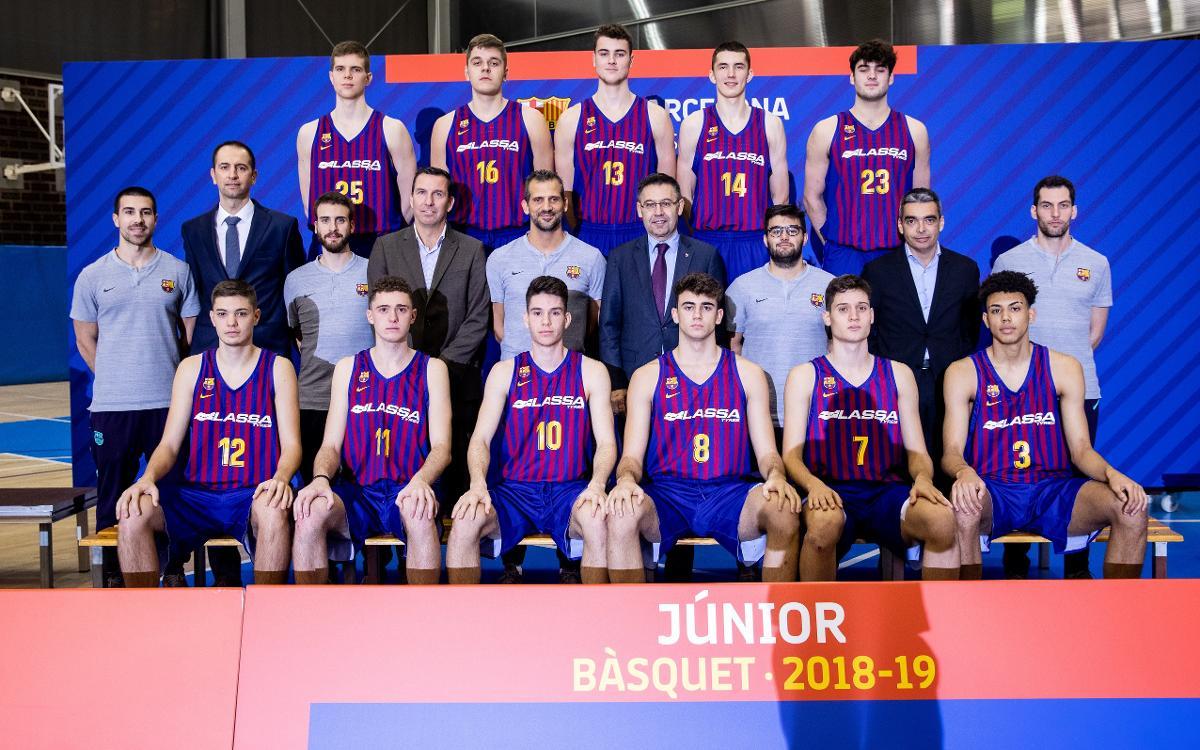 El equipo Junior busca las finales europeas