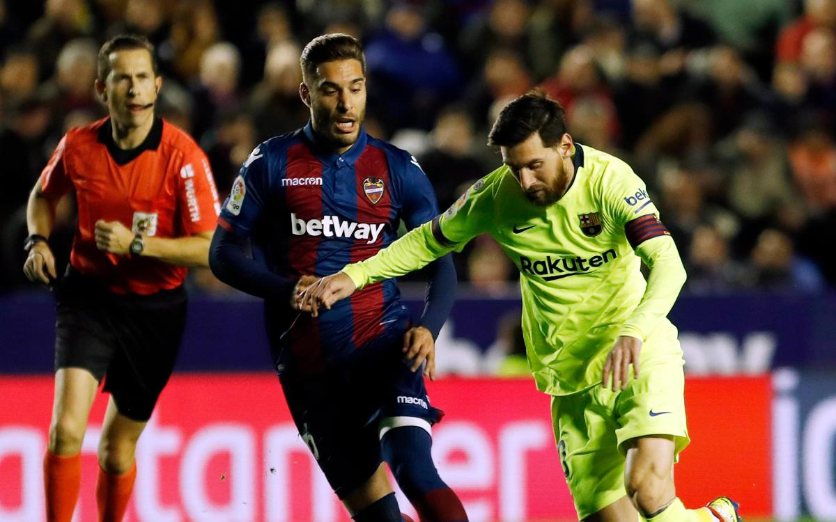 Kickoff times confirmed for Levante and Leganés games