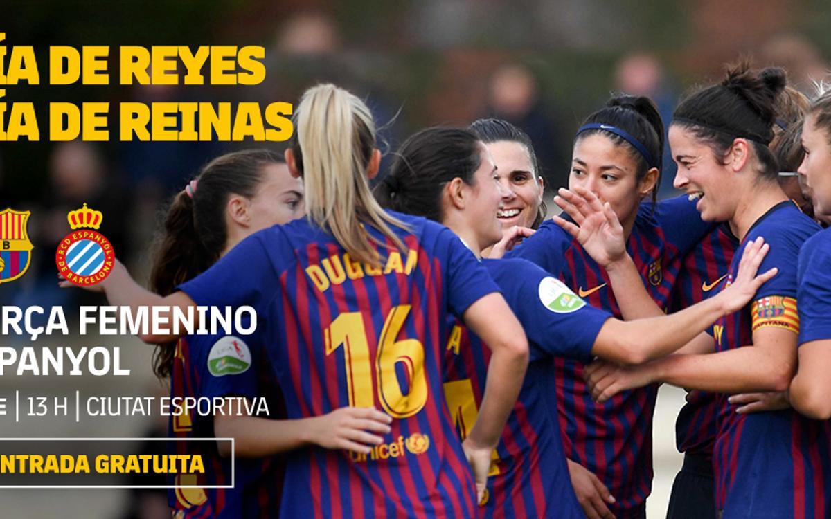 El cuarto y definitivo derbi llega para Reyes en la Ciudad Deportiva
