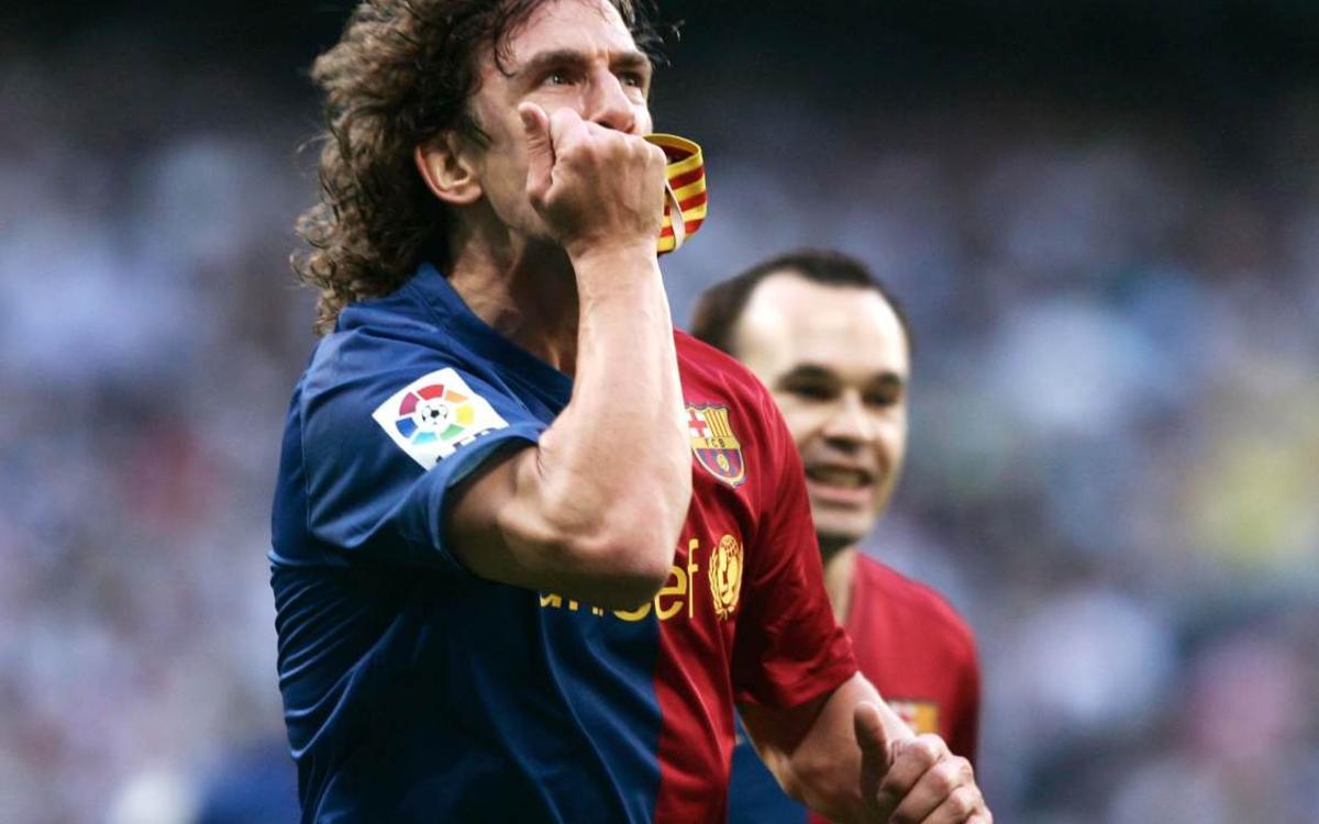 Décimo aniversario del 2-6 en el Bernabéu