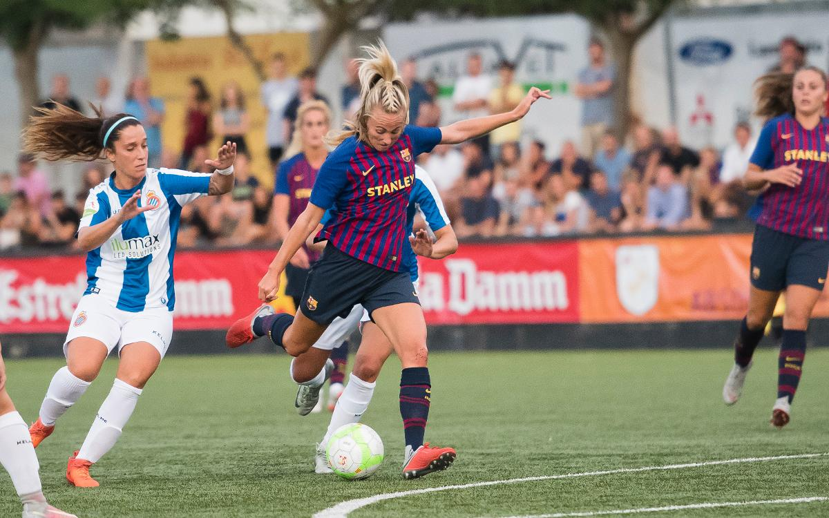 FC Barcelona – RCD Espanyol (prèvia): Derbi d'il·lusions