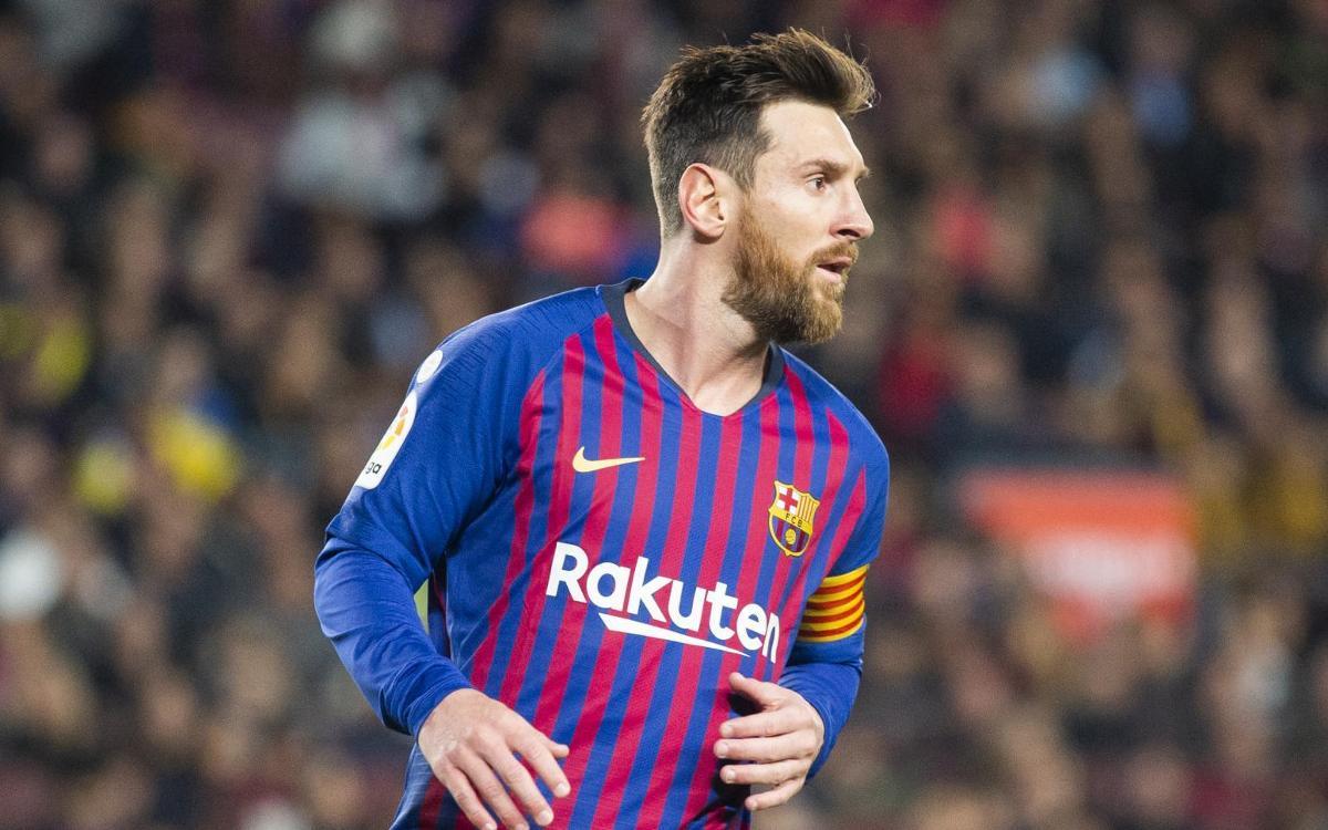 Messi vuelve a liderar la Bota de Oro