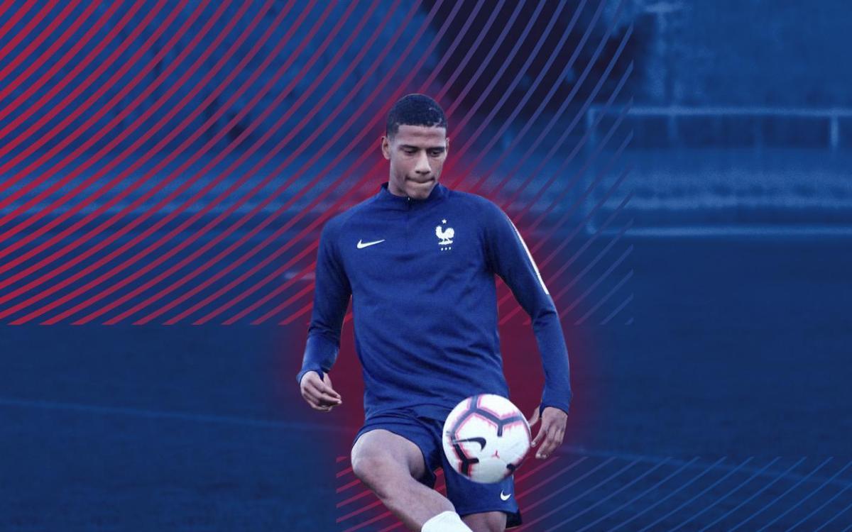 Todibo, nou fitxatge per al Barça 2019-20