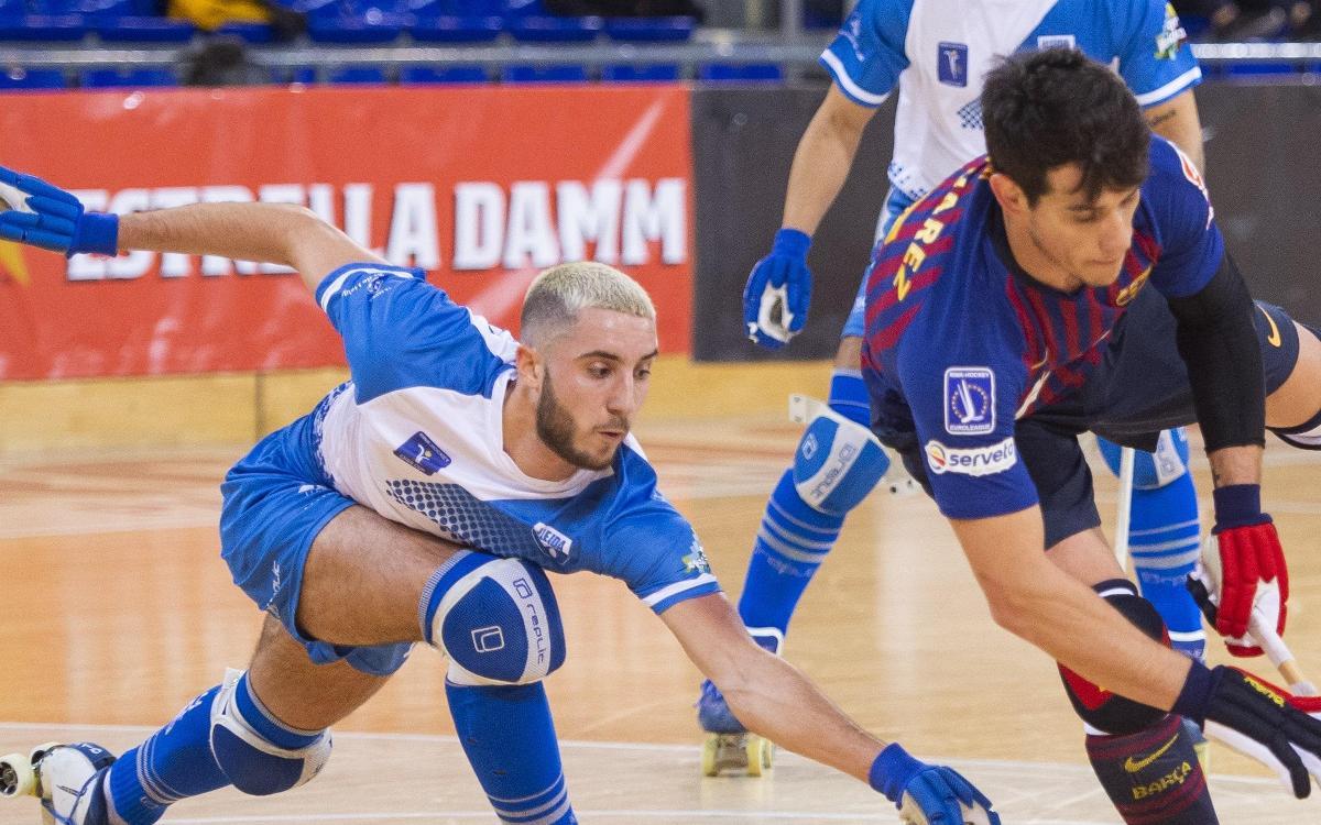 Barça Lassa - Lleida Llista Blava: Un punto para empezar el año (3-3)
