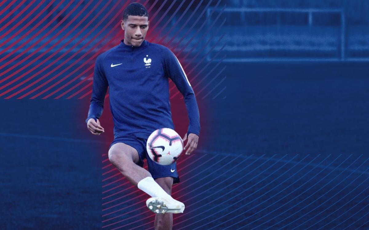 Todibo, nouvelle recrue du Barça pour 2019-20
