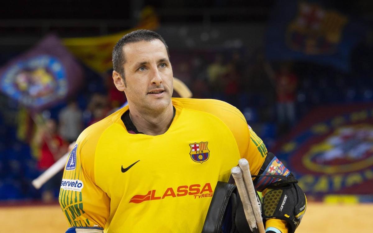 Aitor Egurrola será homenajeado por sus 20 años en el primer equipo