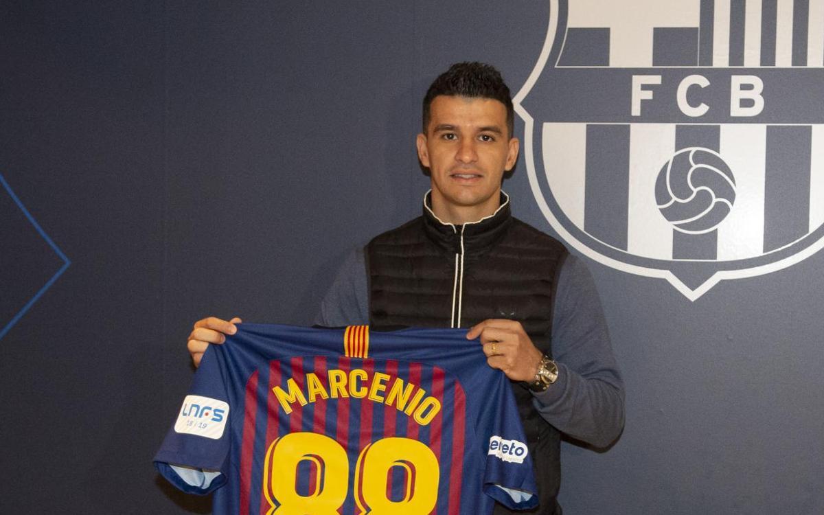 Marcenio: