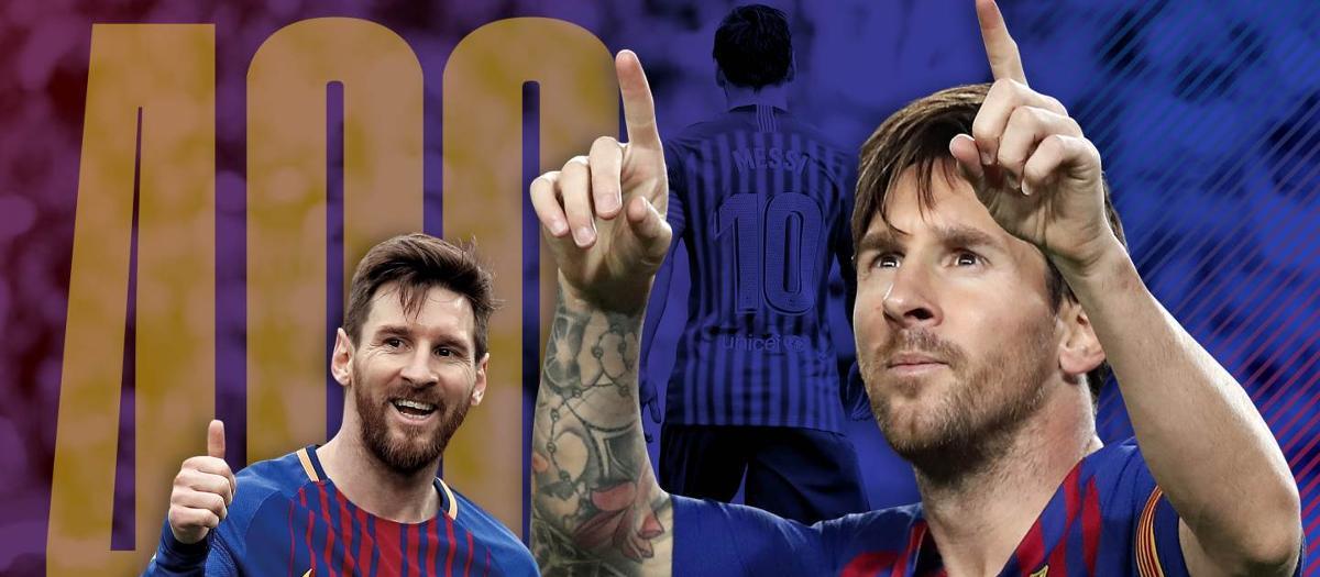 ¿Eres quien más sabe sobre los 400 goles de Messi?