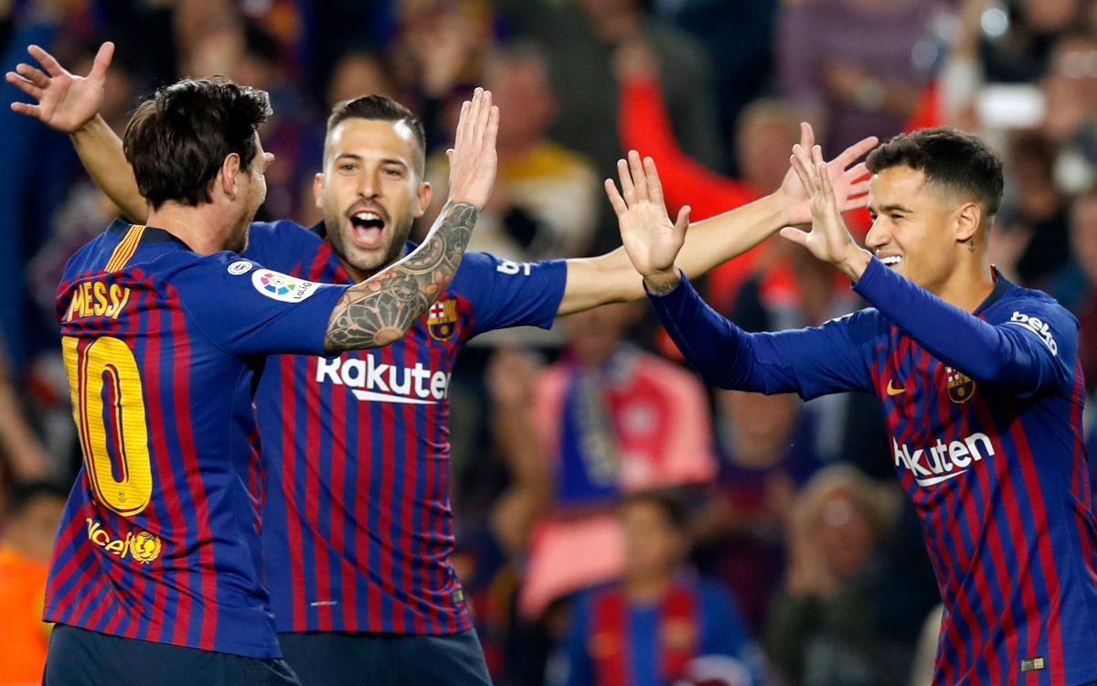 Copa del Rey Preview: Barça v Levante
