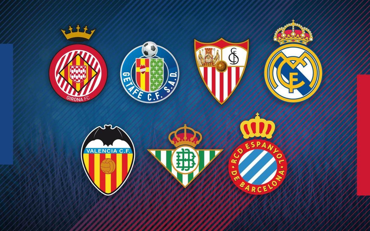 Los siete posibles rivales en cuartos