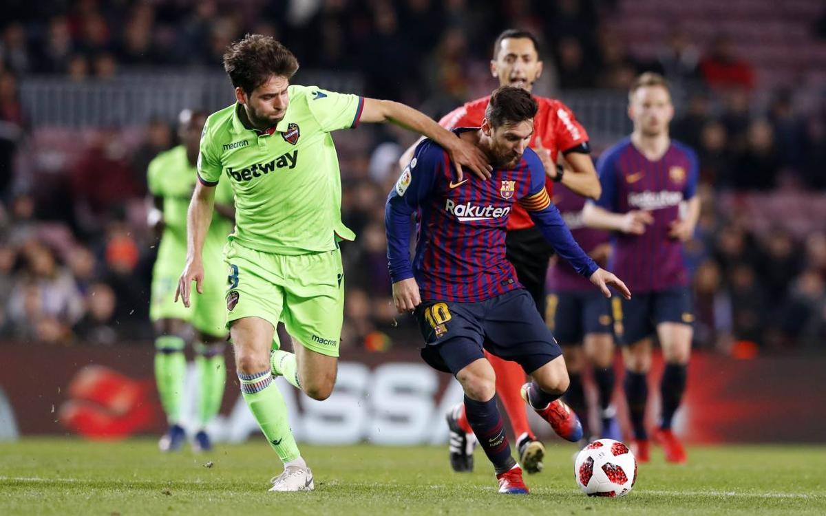 PREVIEW: FC Barcelona v Levante