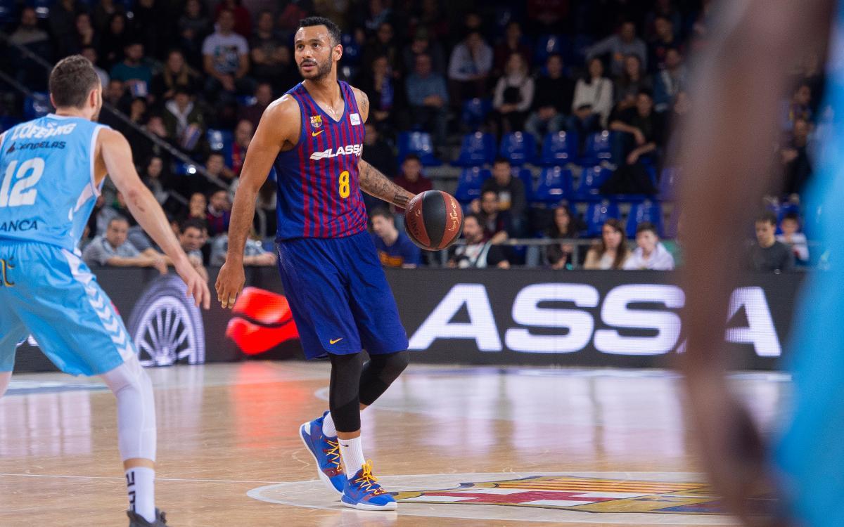 Barça Lassa - San Pablo Burgos: Objetivo volver a la senda del triunfo