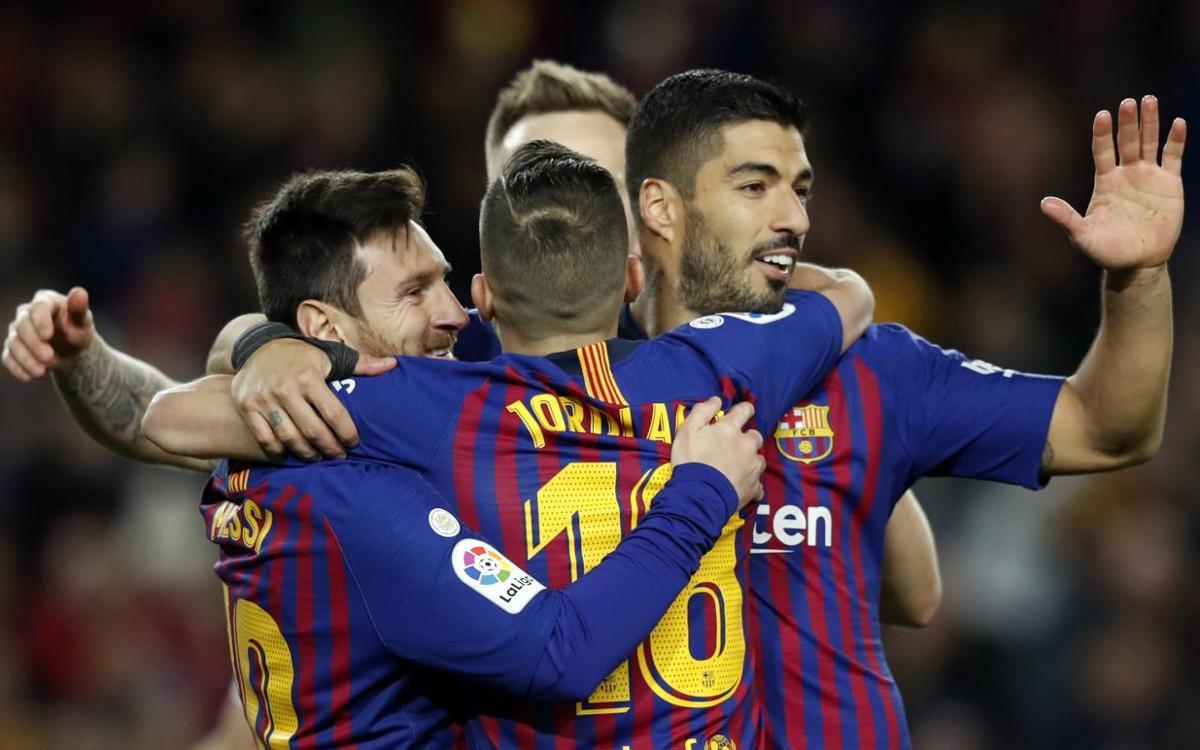 Barça - Leganés : Enfoncer le clou