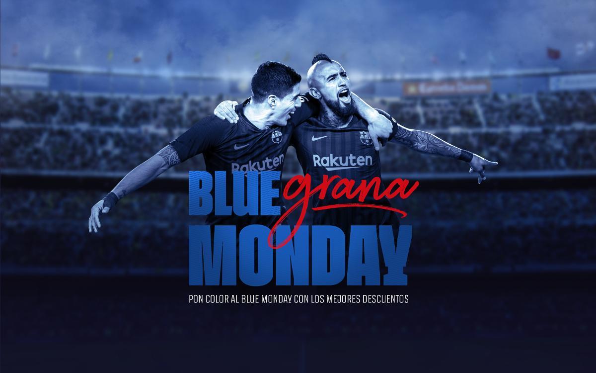 ¡Arranca el Bluegrana Monday!