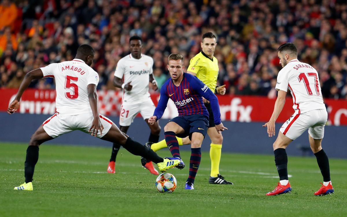 Camp Nou must do it again (2-0)