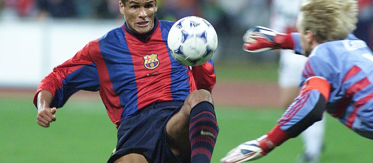 Rivaldo (1) - Miguel Ruiz