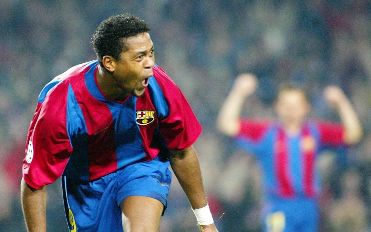 Kluivert: 'Barça fans are going to love how De Jong plays'