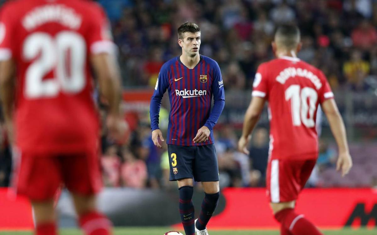 Los dos récords alcanzables en el Girona-Barça