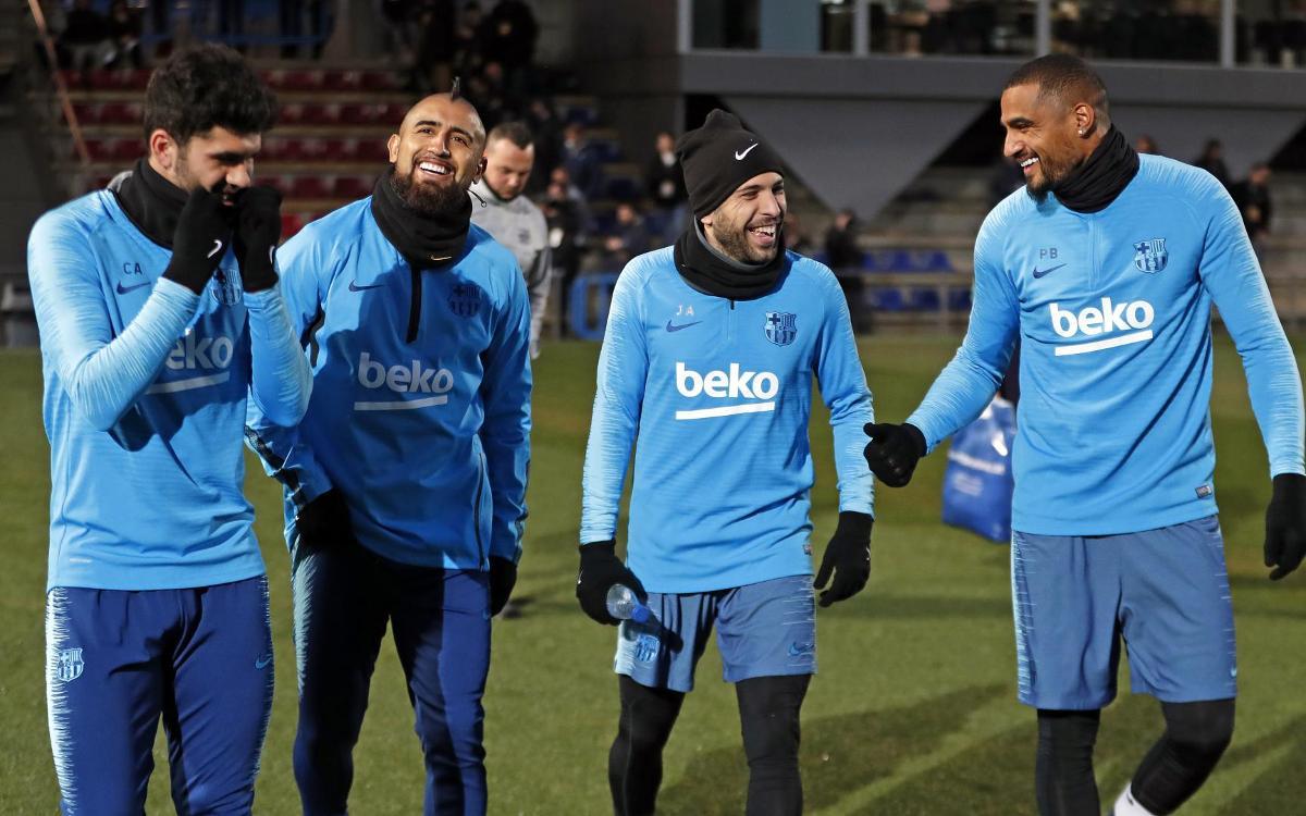 The squad for Sevilla