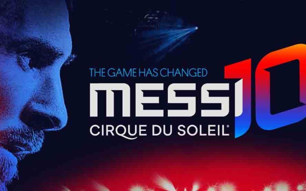 Messi & Cirque du Soleil: descomptes especials a socis i penyistes