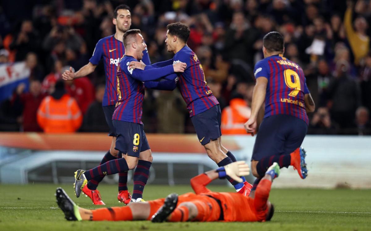 Un rècord inèdit: novena semifinal de Copa seguida